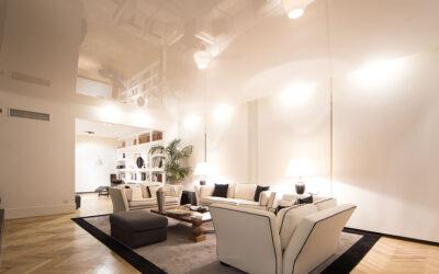Perché scegliere dei soffitti tesi per il tuo appartamento? Da TensoCielo soluzioni per ogni stile